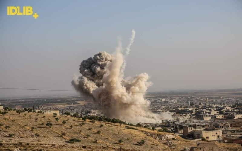 Syria Daily: Russia and Regime Resume Attacks on Opposition Northwest