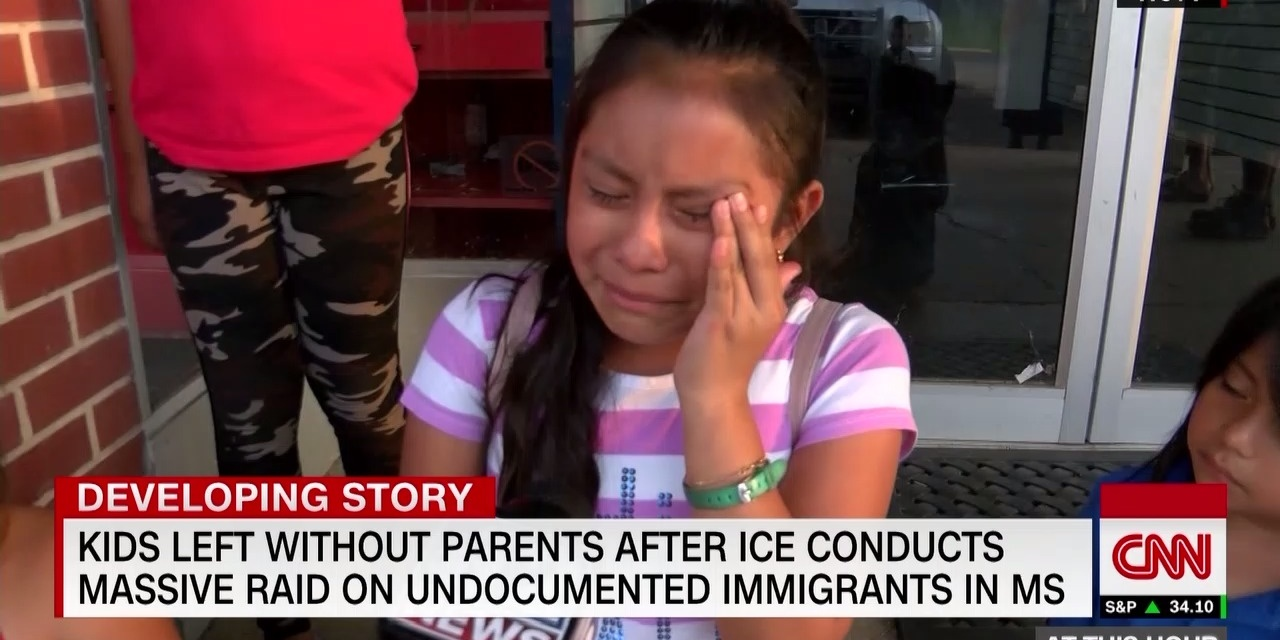 TrumpWatch, Day 931: Trump's Orders — Almost 700 Immigrants Detained in Mississippi Raids