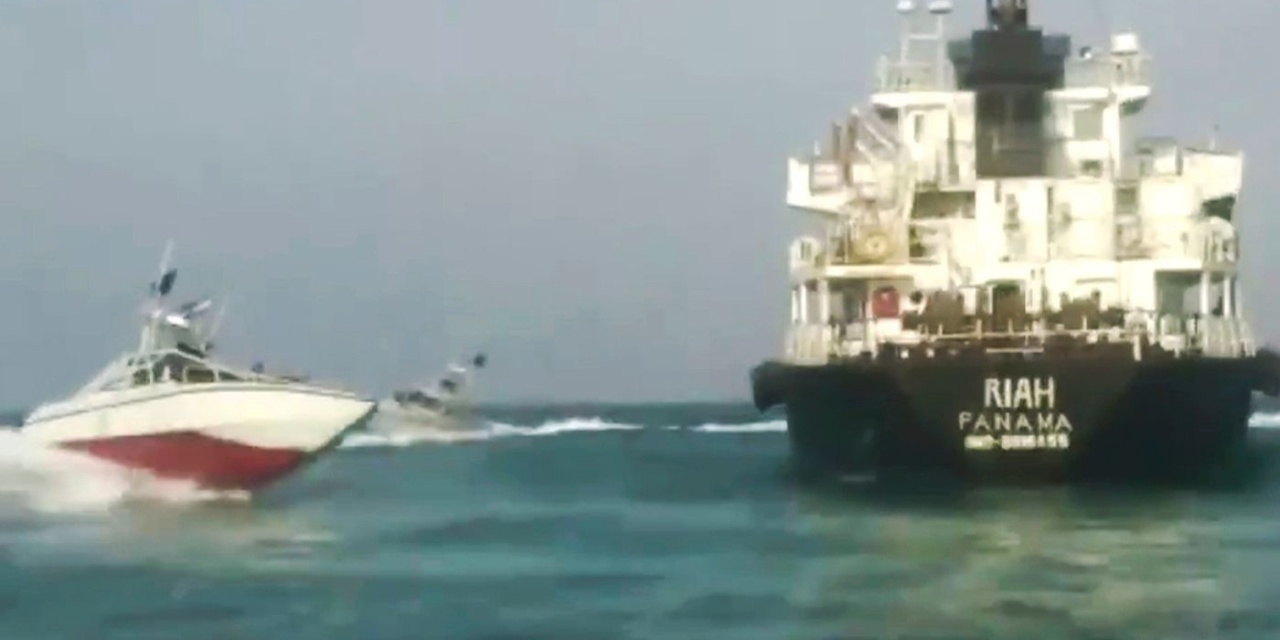 EA on TRT World: Iran Seizes 3rd Foreign Tanker in 3 Weeks