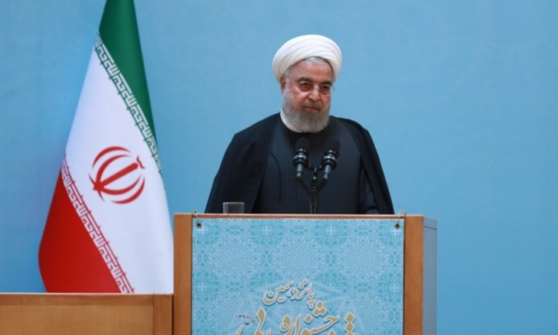 Iran Daily: Amid Crisis, President Rouhani Complains About Lack of Authority