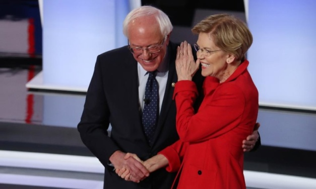 EA on Monocle 24: The Hope from the Democratic Debates