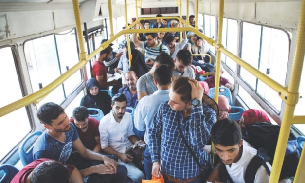 Syria Daily: Is Turkey Deporting Syrian Refugees?