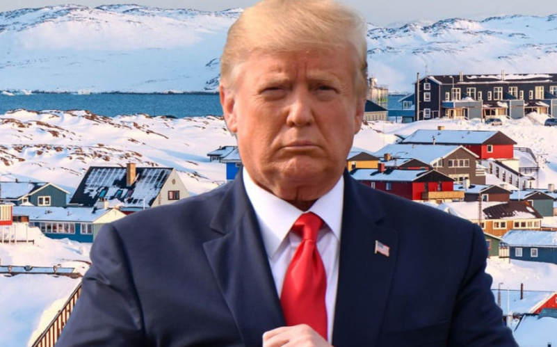 EA on talkRADIO: Journey Through Trump-Land — From Economy Through Greenland to Trump Gone Crazy