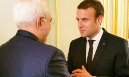 "Iran Daily: Zarif — ""Constructive"" Talks with France's Macron"