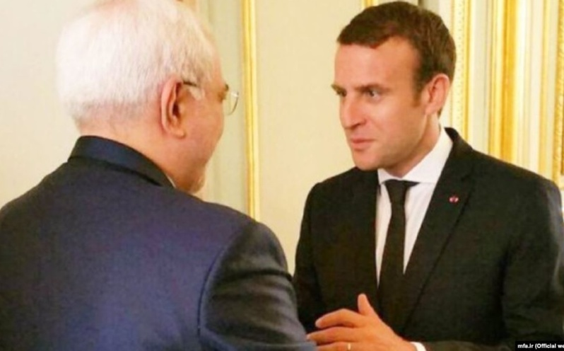 "Iran Daily: Zarif — ""Constructive"" Talks with France's Macron"