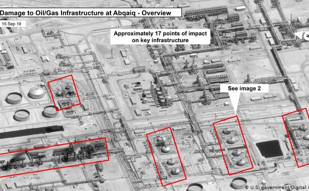Iran Daily: US — Attack on Saudi Oil Facilities Came from Iranian Territory