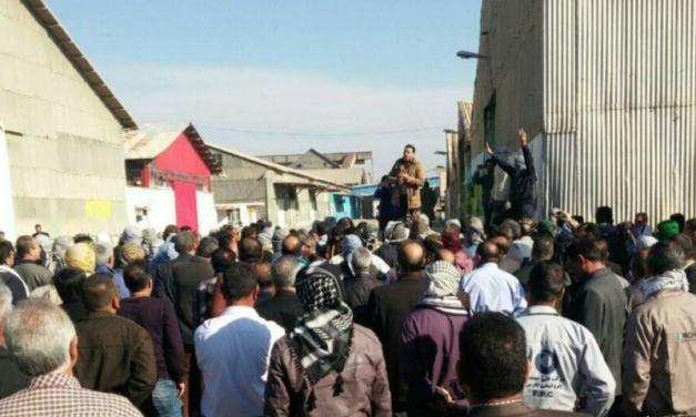Iran Daily: Judiciary Chief Orders Review of Labor Activists' Long Prison Sentences