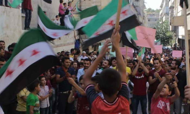 Syria Daily: Protests Renewed in Idlib Province