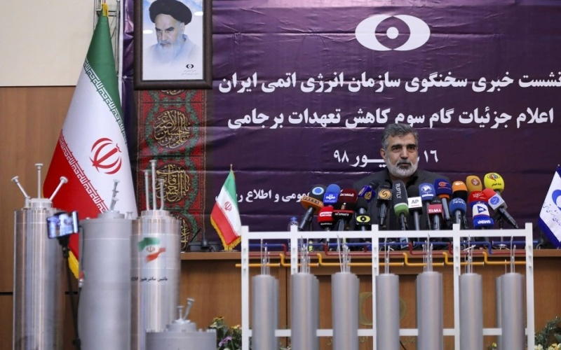 Iran Daily: IAEA Head in Tehran After Iranians Suspend Nuclear Commitments