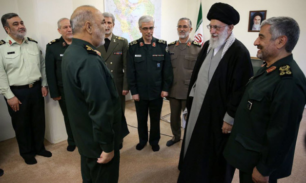 Trump's Locked and Loaded — But Iran's Revolutionary Guards Hold The Initiative