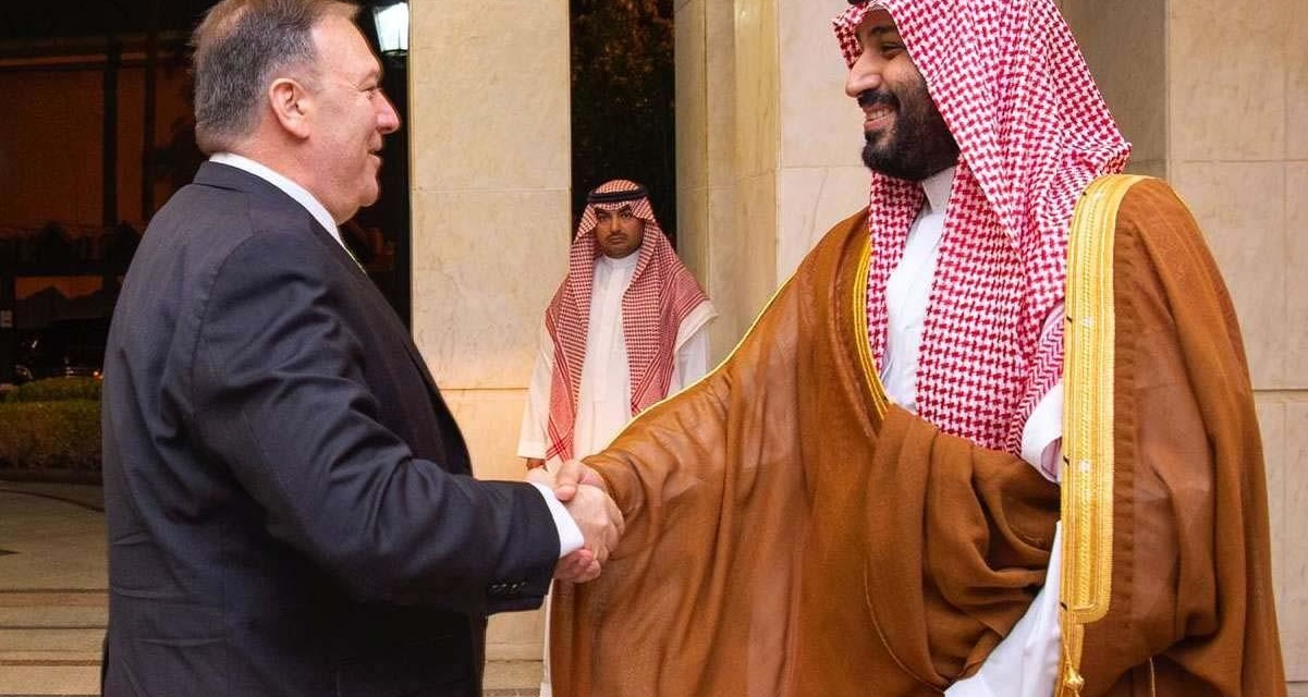 """Iran Daily: Saudis Blame Tehran for Attack on Oil Complexes as Pompeo Says """"Act of War"""""""