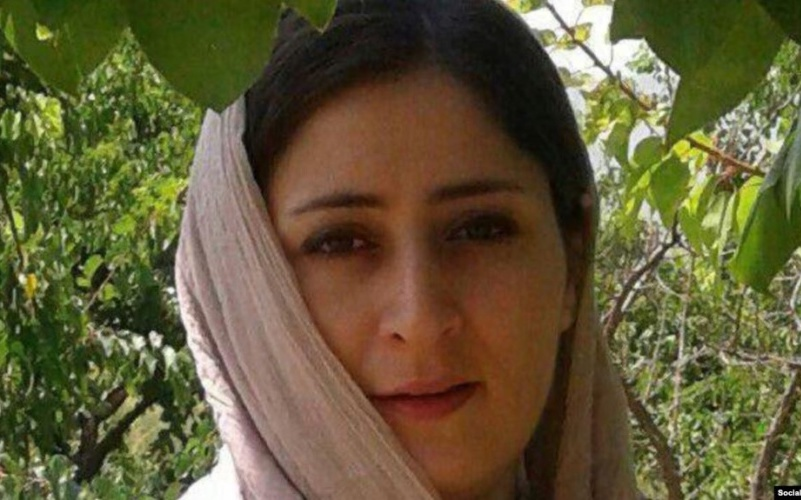 "Iran Daily: Detained Women's Rights Activist Rangriz on Hunger Strike — ""I Will Turn My Body Into A Weapon"""