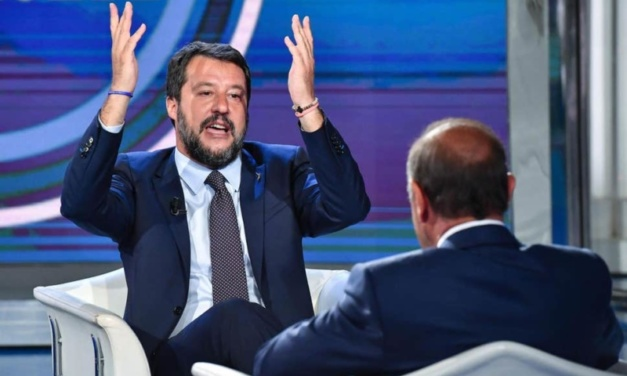 Matteo Salvini is Down But Not Out in Italy