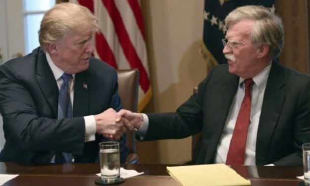 EA on Al Jazeera: Trump, Bolton, and The Damage of US Foreign Policy