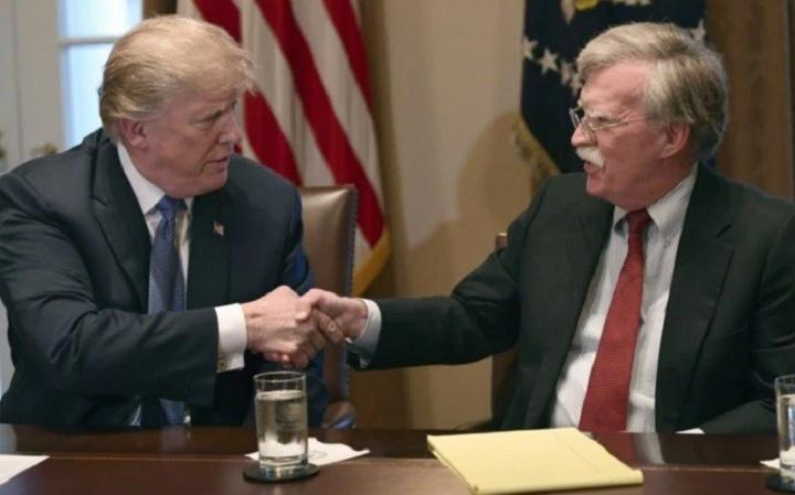 TrumpWatch Day 1,102: Bolton, Parnas Further Tie Trump to Pressure for Ukraine Investigations