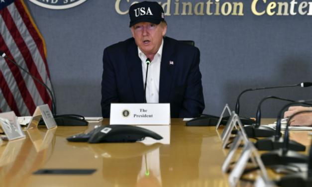 TrumpWatch, Day 956: As Hurricane Dorian Hits Bahamas, Trump Pouts About Alabama Gaffe