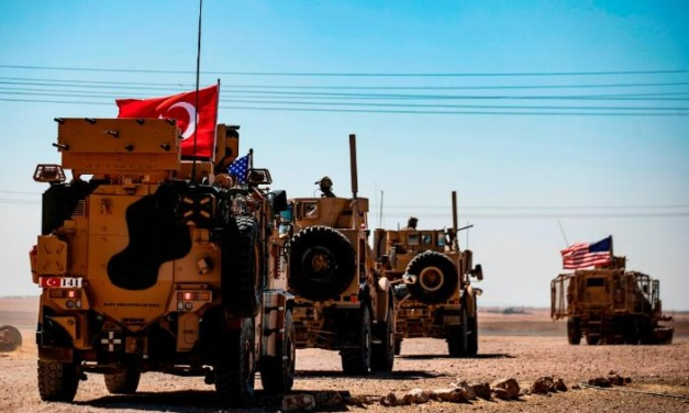 Syria Daily: Turkey's Offensive v. Kurdish Groups in Northeast?