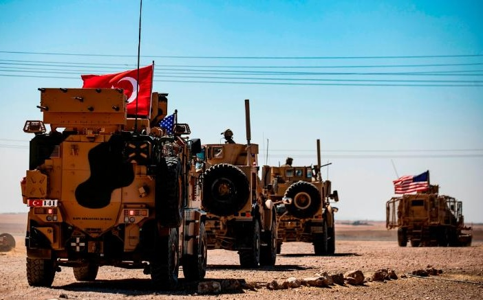 "Syria Daily: Turkey and US Begin Patrols in ""Safe Zone"" in Northeast"