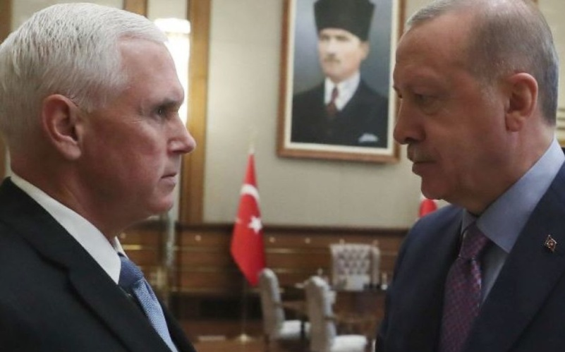 Syria Daily: Trump Confirms Acceptance of Turkey's Control of Northeast
