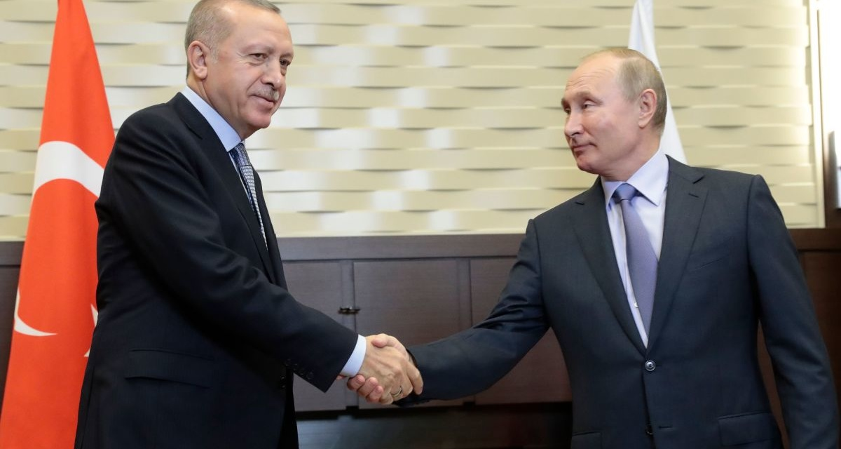 Syria Daily: Turkey and Russia Agree Joint Control of Northeast