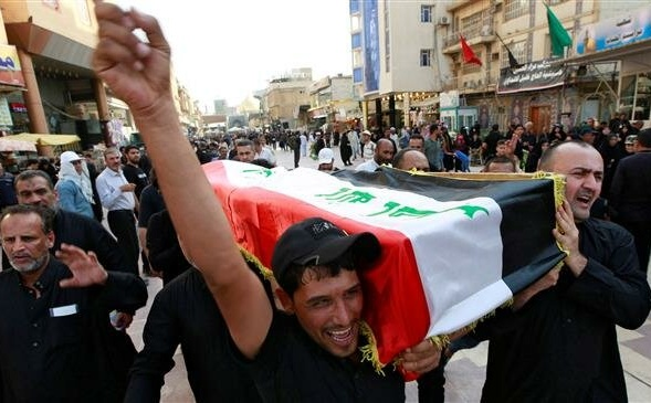 Iran Daily: Tehran's Power Play Over Iraq Protests
