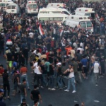 EA on Radio FM4: What's Behind Protests in Iraq?