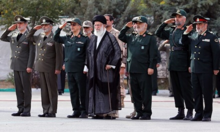 "Iran Daily: Supreme Leader — ""US Has Increased Dignity of Revolutionary Guards"""