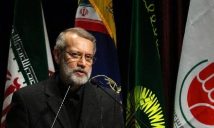 UPDATED: Hardline Favorite Raisi, Ex-Speaker Larijani Register for Iran's Presidential Election