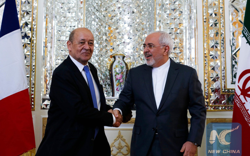Iran Daily: France's 1-Month Deadline for Tehran and US to Enter Talks