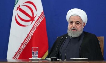 Iran Daily: Rouhani — We'll Talk if US Sanctions Lifted
