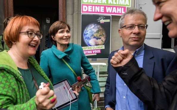Surprises in Switzerland's Election: A Green Surge, More Women, and Decline for Populist SVP