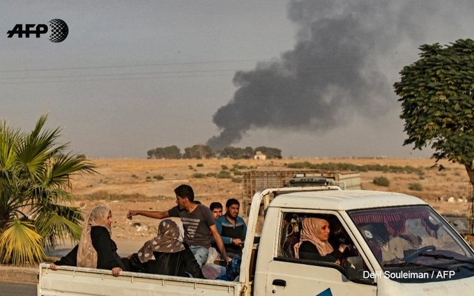 Syria Daily: Turkey Attacks Kurdish Positions in Northeast
