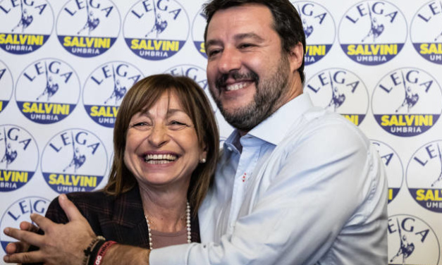 Italian Right's Victory in Central Region Challenges Coalition Government