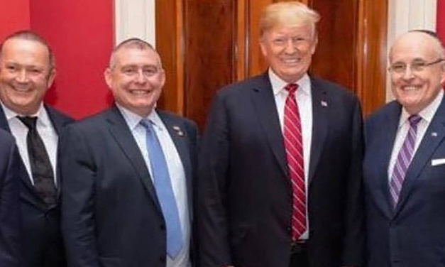 TrumpWatch, Day 994: Trump-Ukraine — 2 Giuliani Associates Arrested