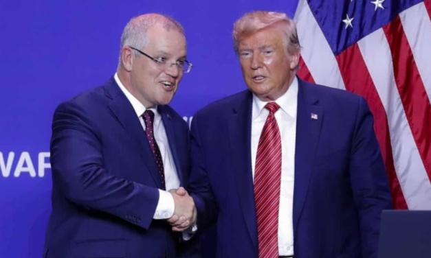 EA on Monocle 24: Trump's Call to Australia PM to Undermine FBI and Trump-Russia Report