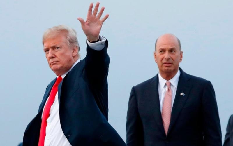 "TrumpWatch, Day 1,020: Trump-Ukraine — Ambassador Updates Testimony to Describe ""Quid Pro Quo"""