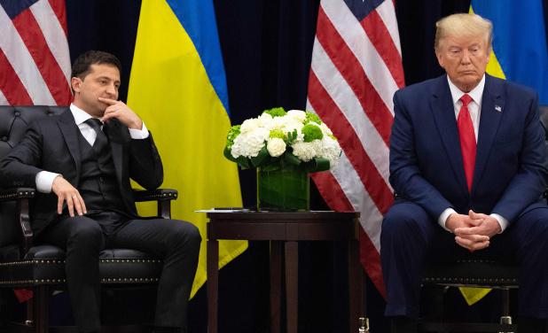 EA on BBC and TRT World: New Documents Undermine Trump's Ukraine-Biden Defense