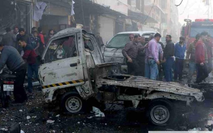 Syria Daily: 18 Killed in Car Bombing in Aleppo Province