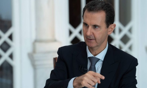 Syria Daily: Assad — I Must Take Northeast From Kurds (Eventually)