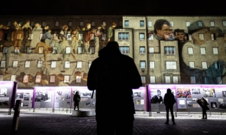 30 Years After The Berlin Wall: Memories of A Police State and 2 Germanies