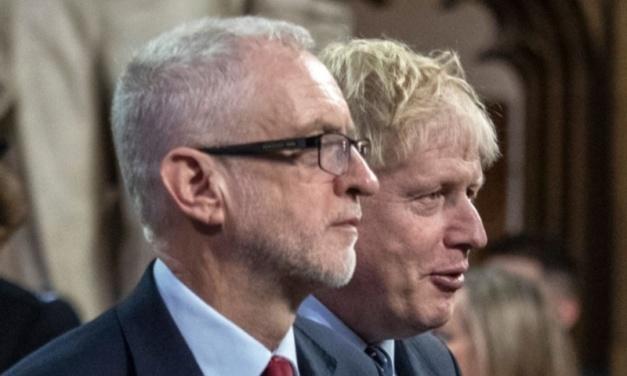 EA on talkRADIO: UK Election — If Johnson and Corbyn Stumble, Who Benefits?