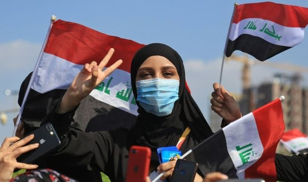 Iraq's Women Risking Their Lives for Revolution