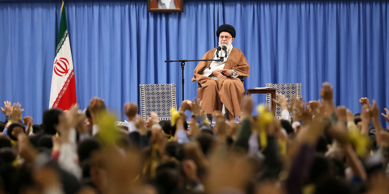 Iran Daily: Supreme Leader Says No Talks With Trump, Belittles Macron
