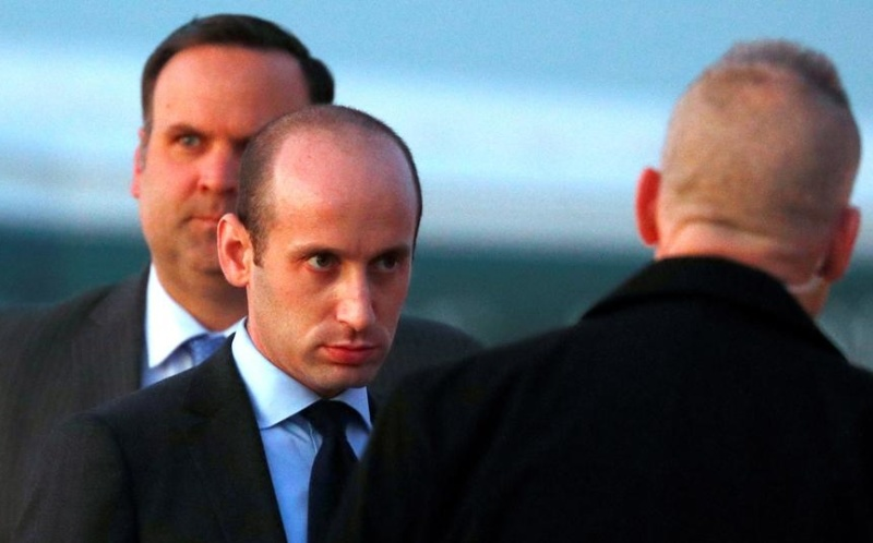 "TrumpWatch, Day 1,032: Legislators Demand Stephen Miller's Resignation Over His ""White Nationalism"""