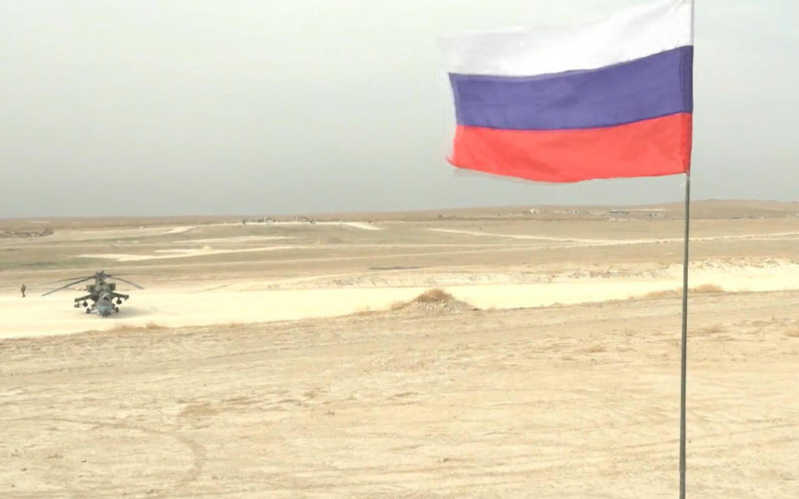 Syria Daily: Russia Celebrates Takeover of US Base in Northeast