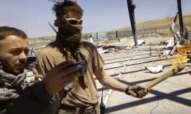 Syria Daily: Russia's Role Highlighted by Fighter Who Filmed A Beheading