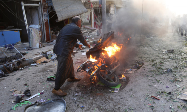 Syria Daily: Turkey, Kurdish Forces Trade Accusations Over Deadly Car Bombing