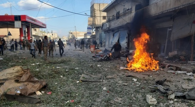 Syria Daily: Deadly Car Bomb in Border Town Taken By Turkey From Kurdish Militia