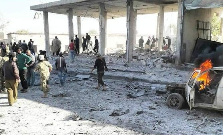 Syria Daily: 10+ Killed By Another Vehicle Bomb in Turkish-Controlled Tel Abyad