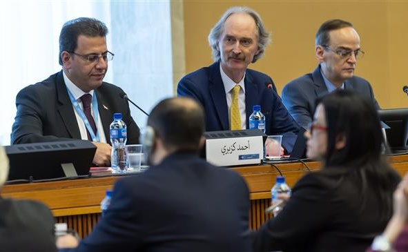 Syria Daily: Political Talks Open in Geneva